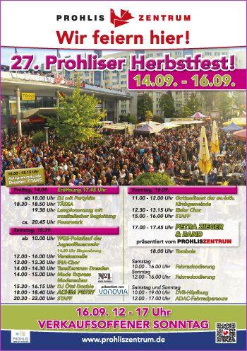 Prohliser Herbstfest 2018